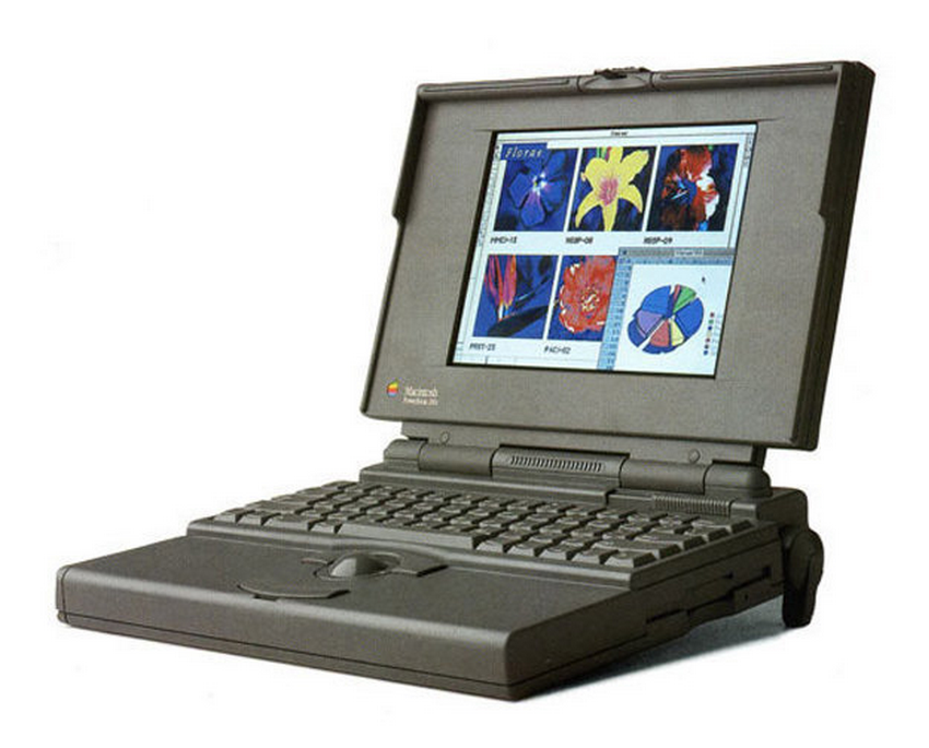 1993 PowerBook 180c