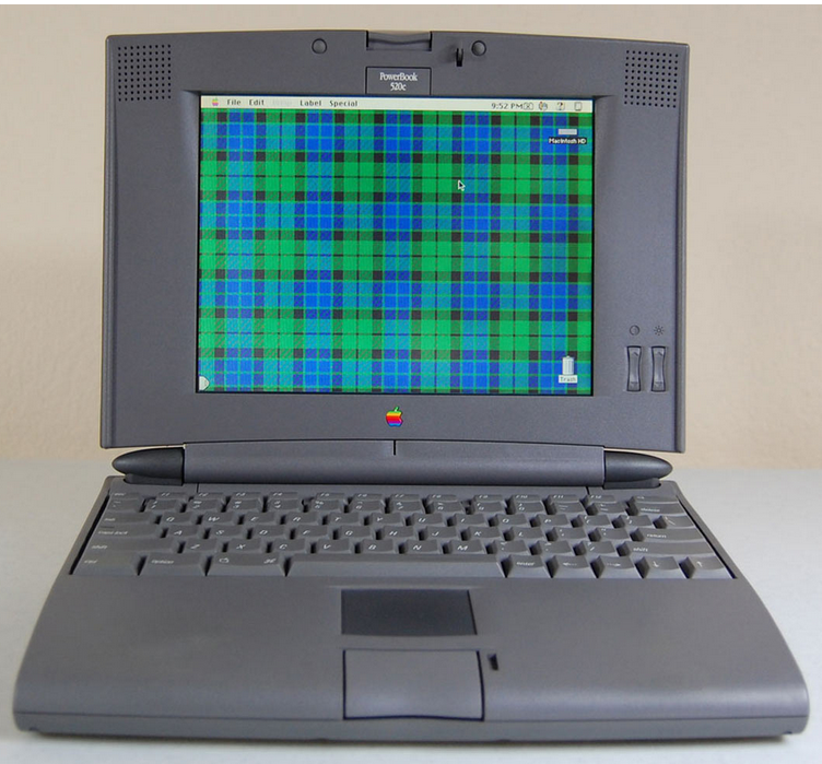 1994 PowerBook 540c