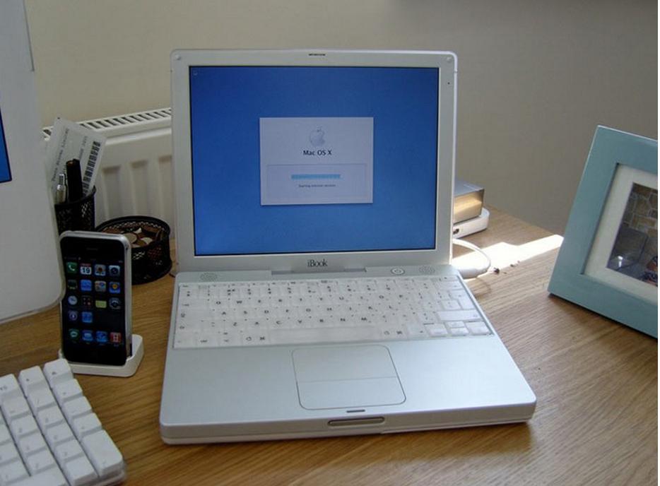 2001 iBook G3 Dual USB