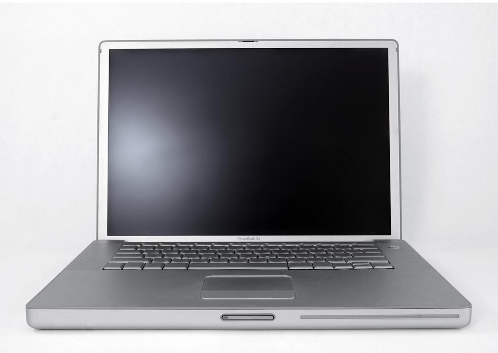2003 PowerBook G4 - Aluminum