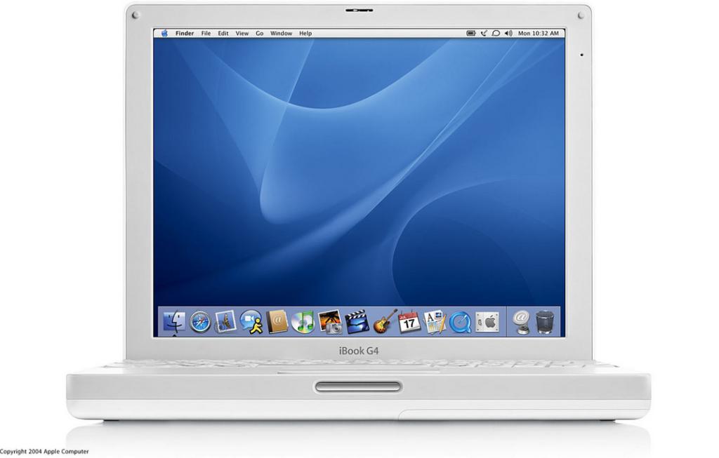 2004 iBook G4