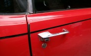 Red Car Black Stripe