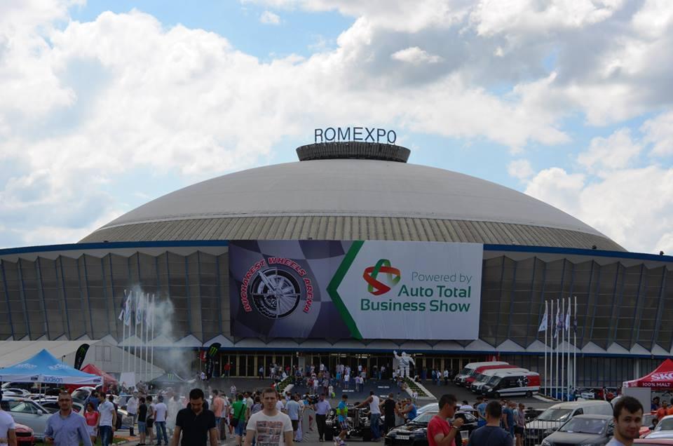 Bucharest Wheels Arena7