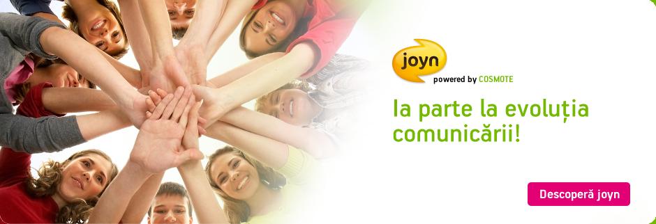 joyn powered by COSMOTE