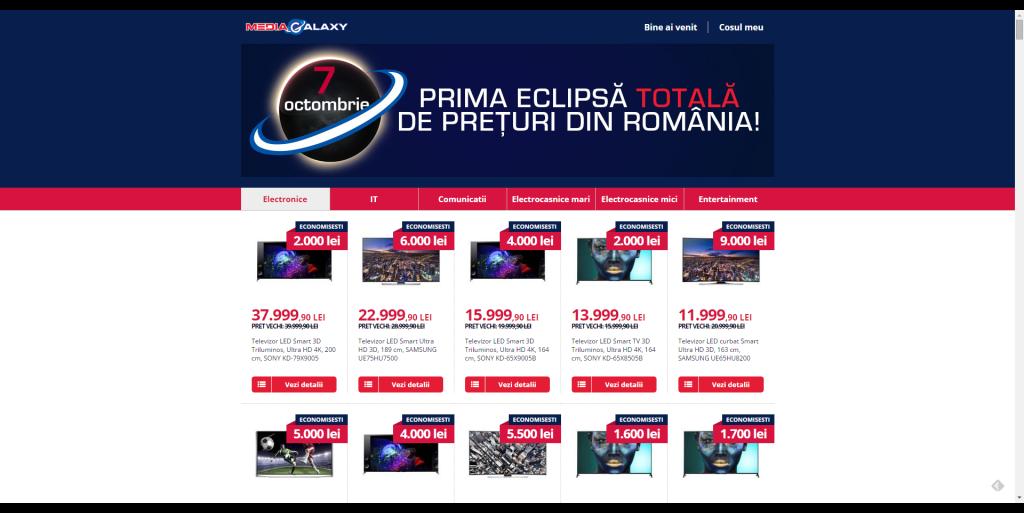 Prima eclipsa totala de preturi din Romania! - Mediagalaxy (1)