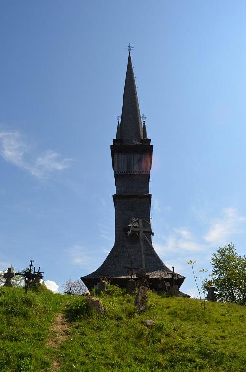 Biserica din lemn - Maramureș
