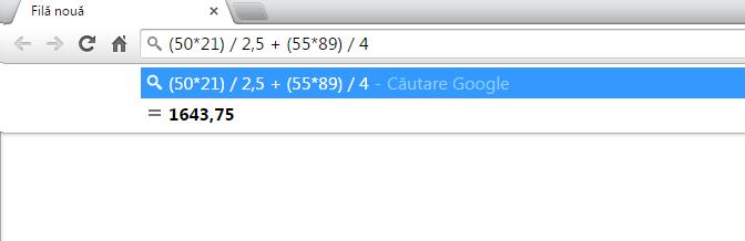calculator-google-chrome